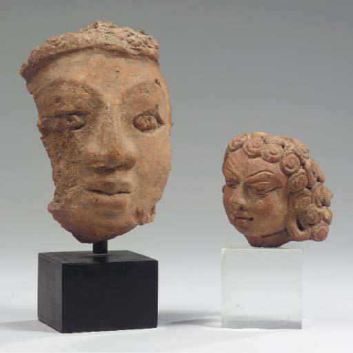 (2)  two indian, gupta period,