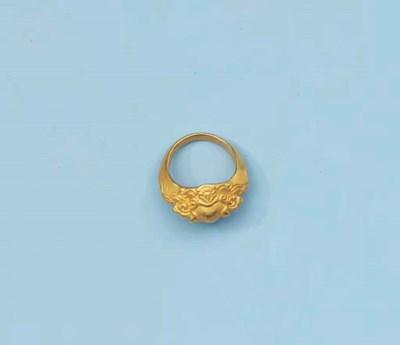 a javanese gold ring