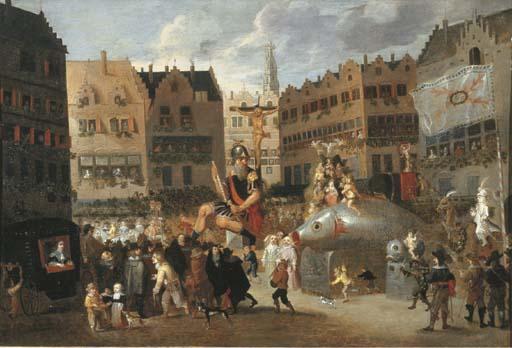 Circle of Erasmus de Bie I (An