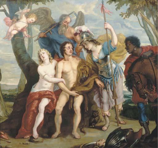 Follower of Gaspar de Crayer