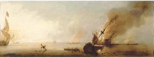 Peter Monamy (London 1681-1779