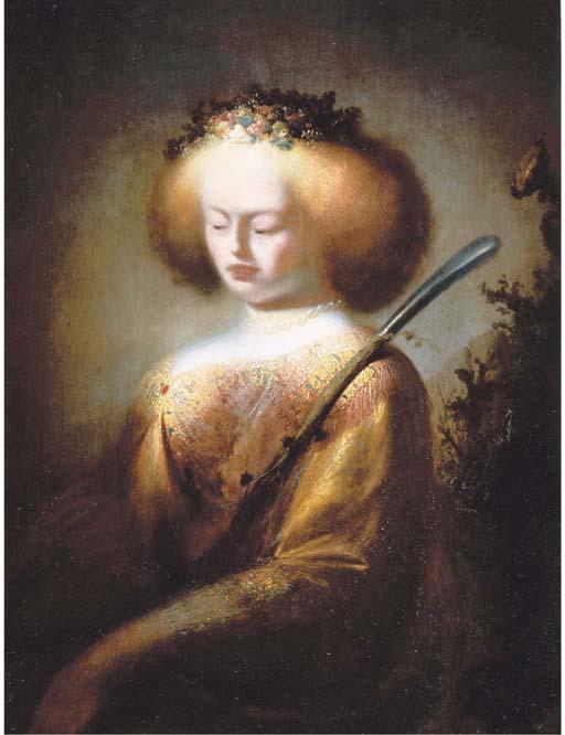 Isaac de Jouderville (Leyden 1