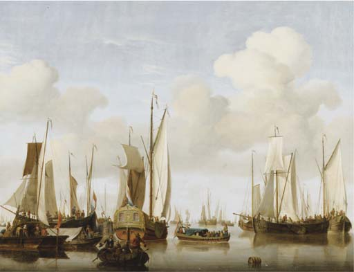 Attributed to Jan van Os (Midd