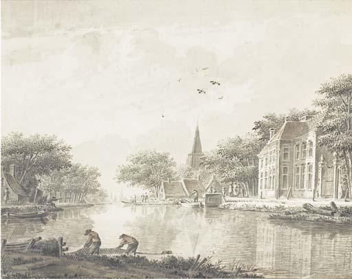 Dirk Verrijk (Haarlem 1734-178