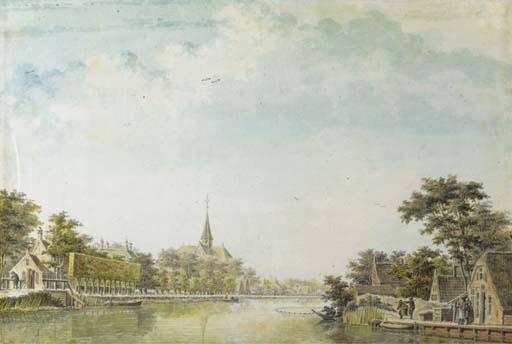 (2) Dirk Verrijk (Haarlem 1734