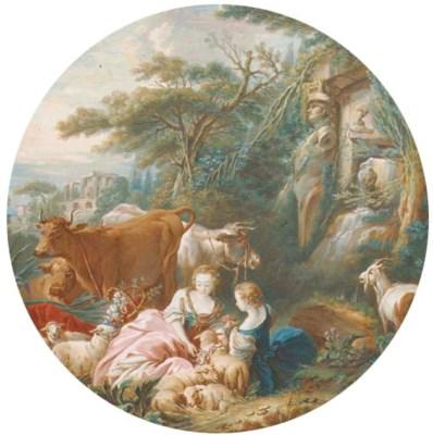 Circle of Pierre-Antoine Baudo