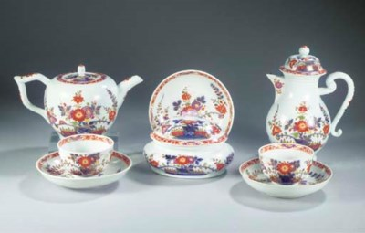 (11) A collection of Meissen p