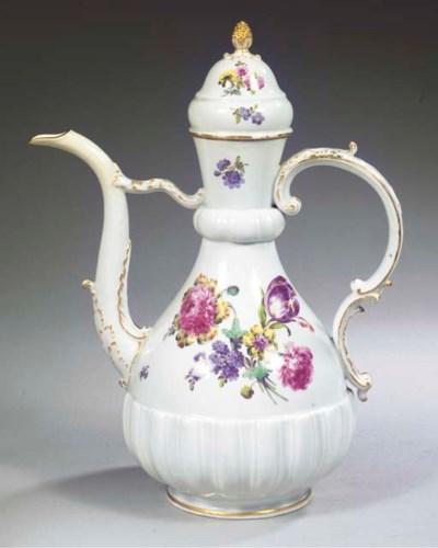 A Meissen porcelain Orientalis
