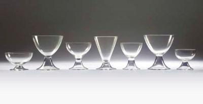 (79) Cyrano, a part clear glas