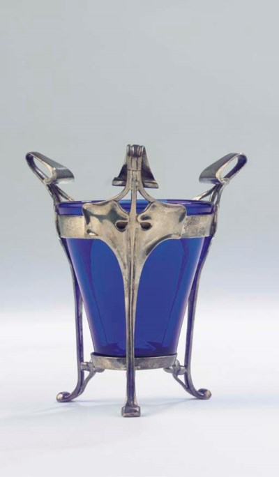 An English silver tumbler