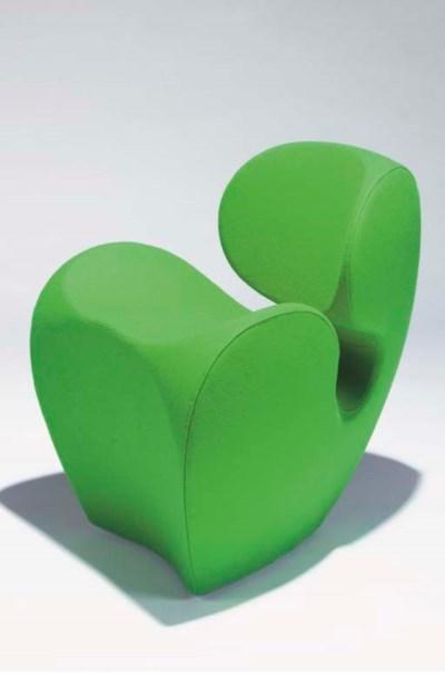 Soft Little Heavy, a chair