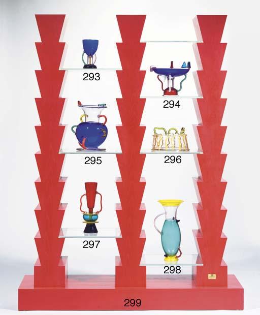 Deneb, a glass goblet