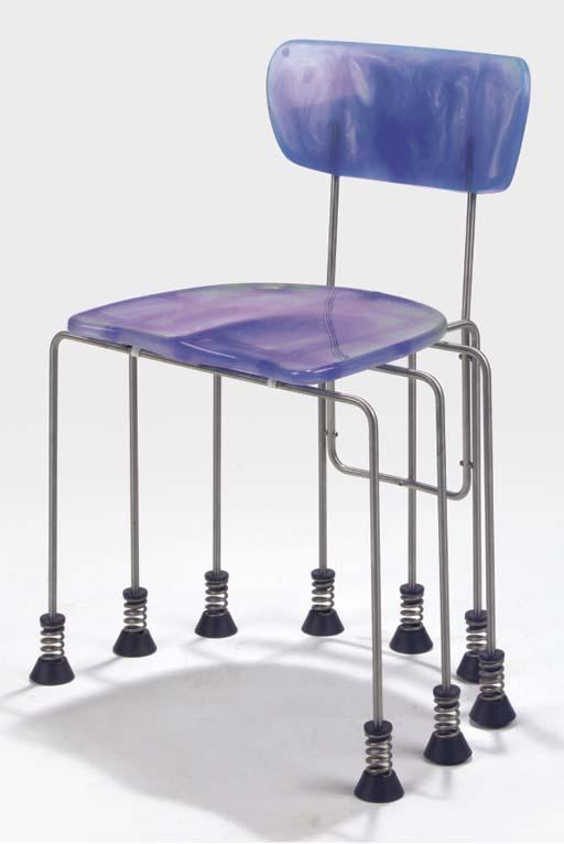 Broadway 543, a chair