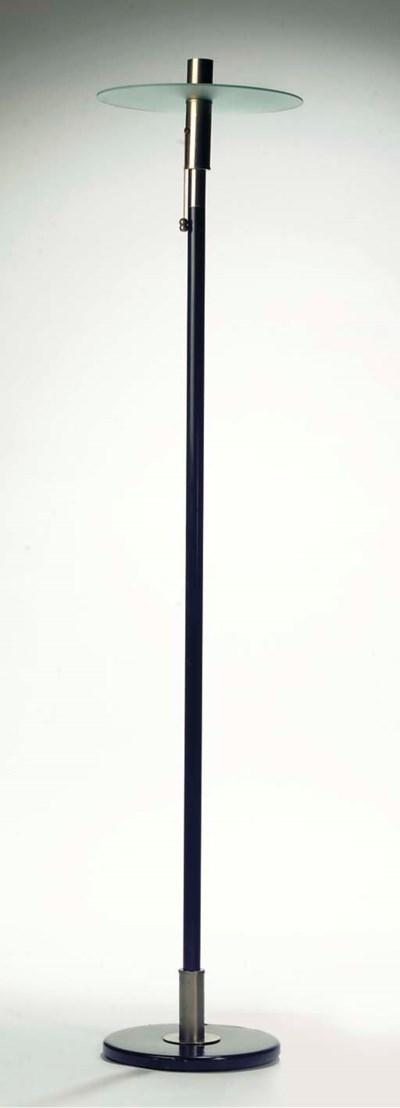 Stehlampe MT 2a, ME16, a black