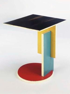 Brugman end table