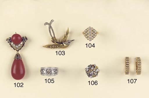A DIAMOND BROOCH AND ETERNITY