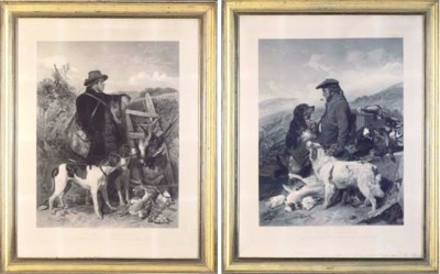 TWO LITHOGRAPHS: THE ENGLISH G
