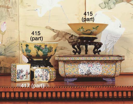 (13) An assorted lot of Chines