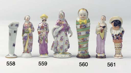 A Meissen Marcolini porcelain