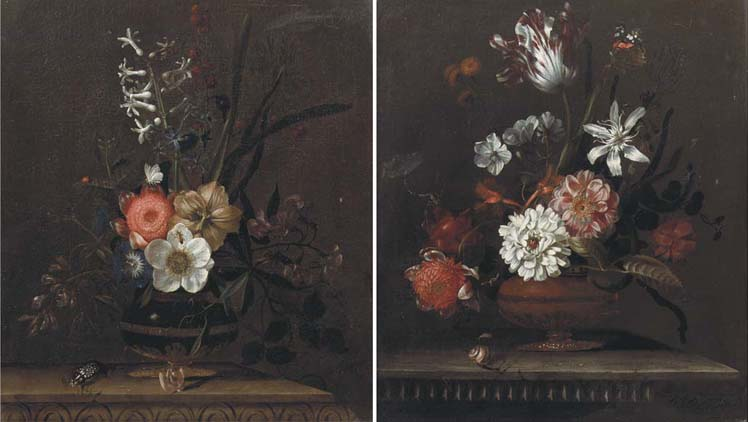 (2) Attributed to Jacques Samu