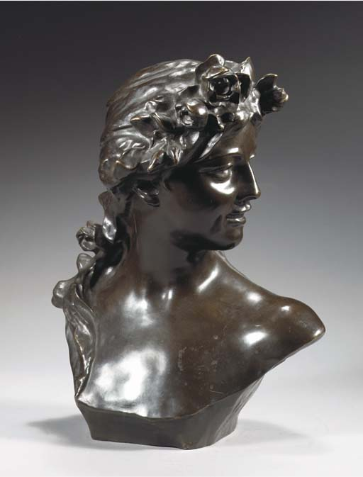 Cast from a model by Joseph Ma