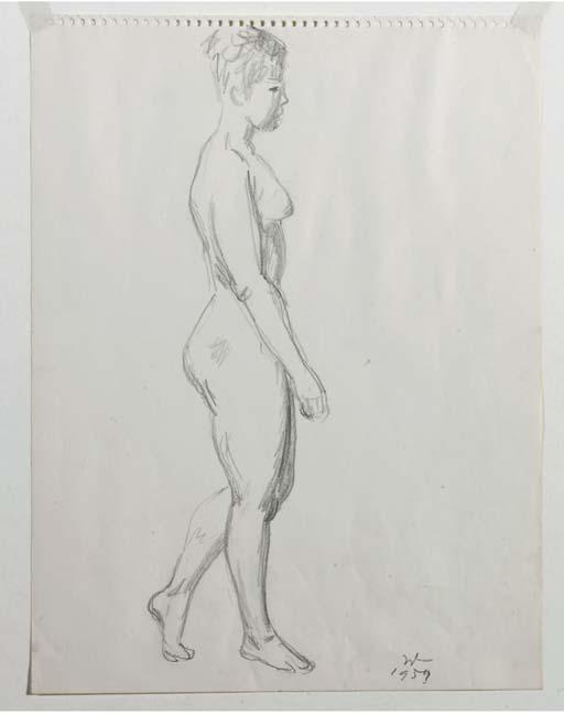 (4) Han Wezelaar (Dutch, 1901-