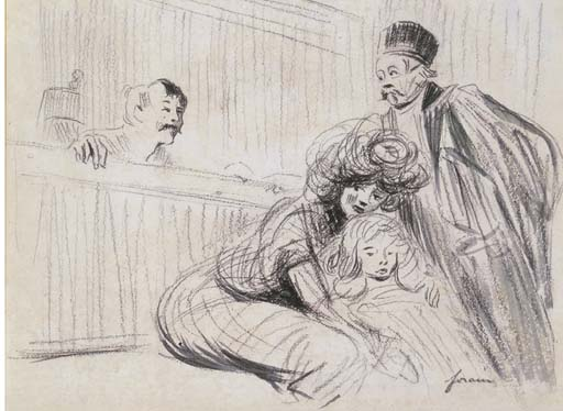 AFTER JEAN LOUIS FORAIN (FRENC