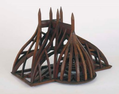 A FRENCH ARCHITECTURAL MODEL O