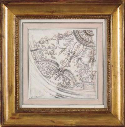 Circle of Daniel Marot (French