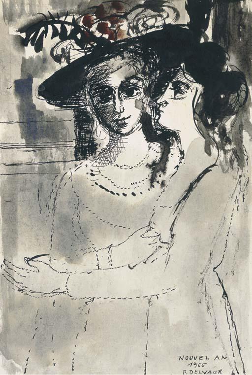 Paul Delvaux (1897-1994)