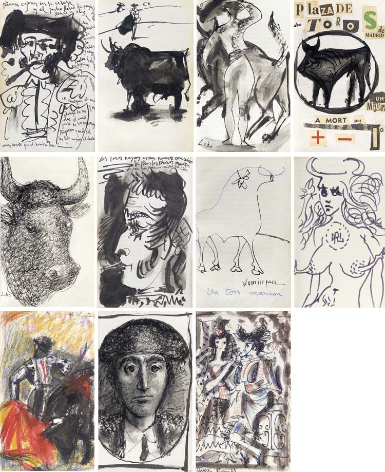 Pablo Picasso (1881-1973), and