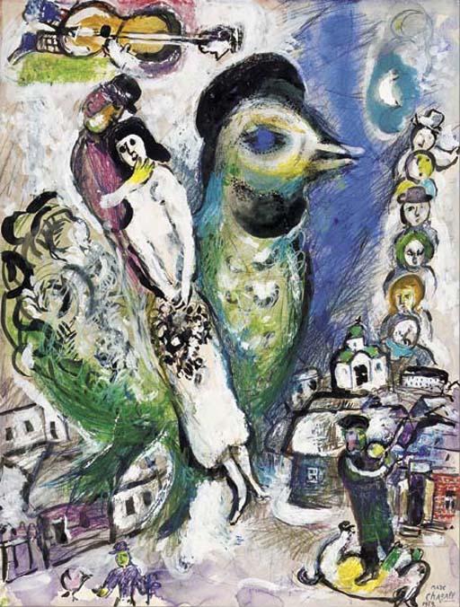 Marc Chagall (187-1985)