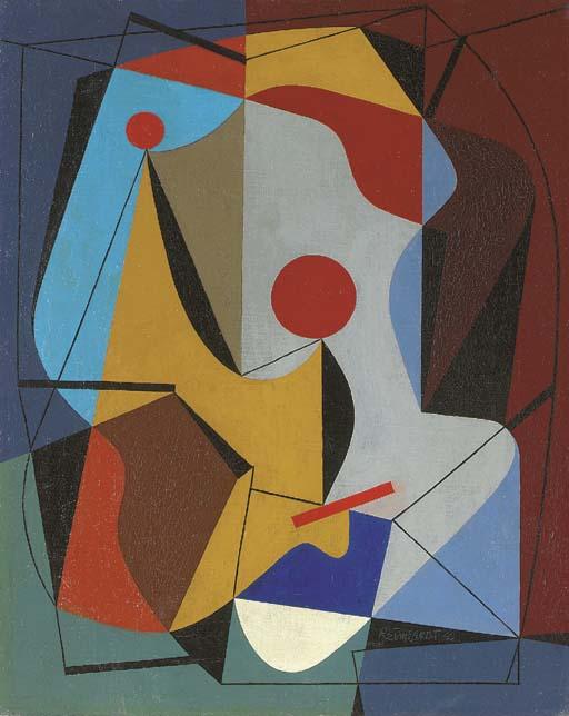 Ad Reinhardt (1913-1967)