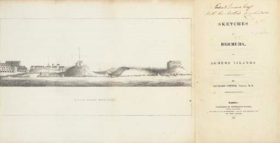 COTTER, Richard. Sketches of B