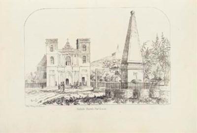 NIXON, Frederick R. Sketches i