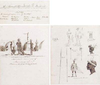 BURROW, John (1816-1873?). Aut