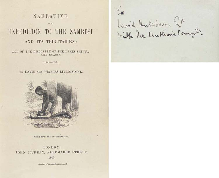 LIVINGSTONE, David (1813-1873)