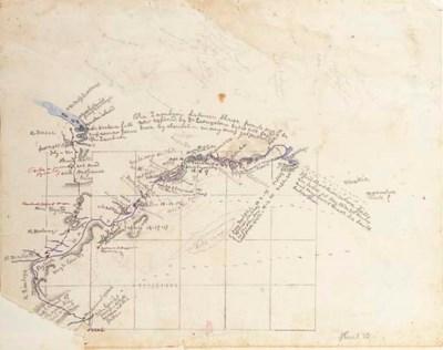 BAINES, Thomas (1822-1875). Au