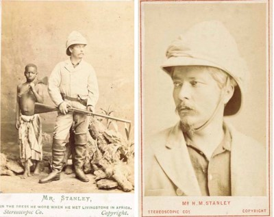 [STANLEY, Sir Henry Morton (18