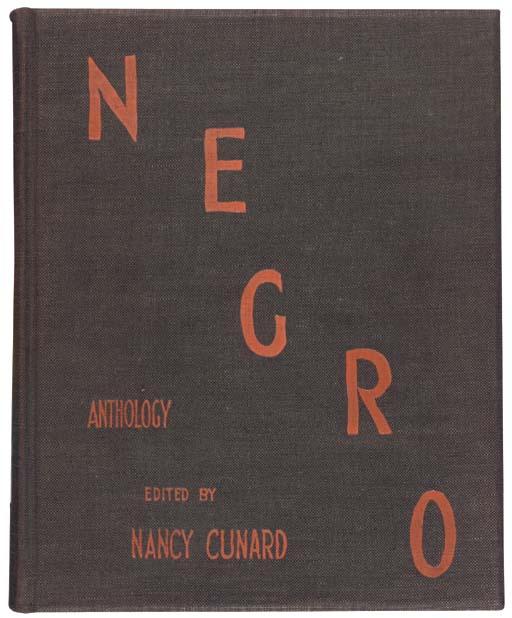 CUNARD, Nancy (1896-1965, edit
