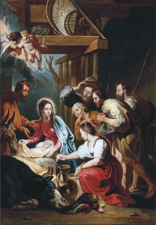 Willem van Herp (Antwerp 1614-