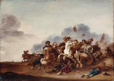 Dirck Stoop (Utrecht, c. 1618-
