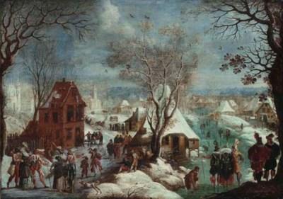 Circle of Adam van Breen (Amst