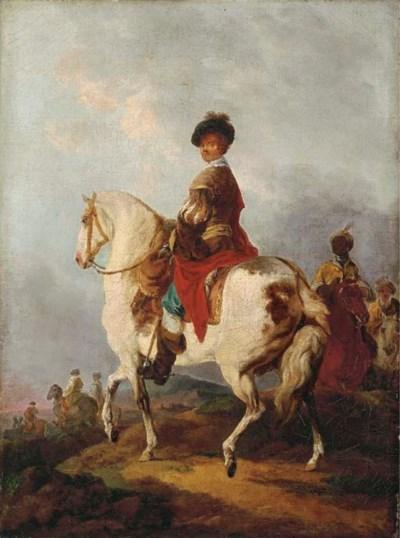Francesco Giuseppe Casanova (L