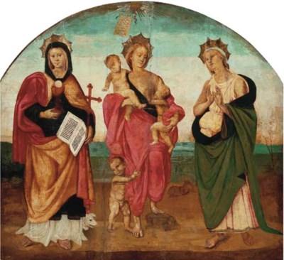 Tuscan follower of Pietro Vann