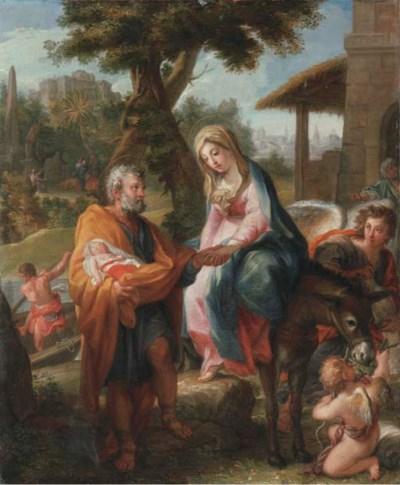 Andrea Procaccini (Rome 1671-1