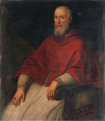 Studio of Jacopo Robusti, il T