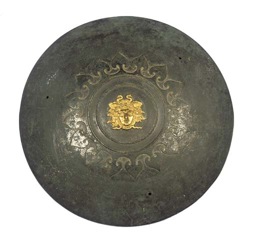 A REGENCY ORMOLU-MOUNTED BRONZ