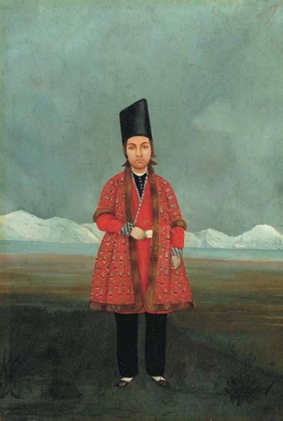 PORTRAIT OF A YOUNG PRINCE, PO