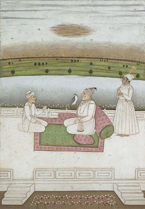 'ALIVARDI KHAN AND HADJI MAHMU